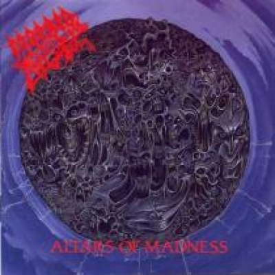 Morbid Angel - Altars of Madness CD + DVD Importado