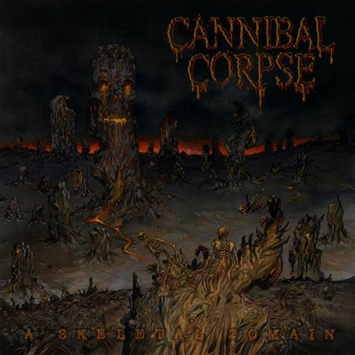 Cannibal Corpse - A Skeletal Domain (digipack)