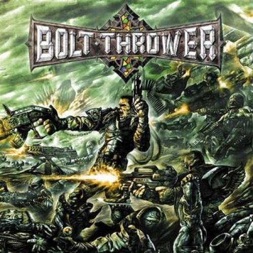 Bolt Thrower - Honour, Valour Pride