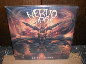 Nervochaos - To the Death (importado gatefold)