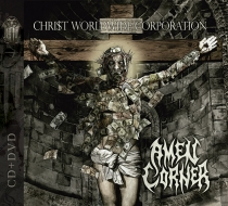 Amen Corner - Christ Worldwide Corporation (CD + DVD) Digipack