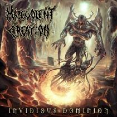 Malevolent Creation - Invidious Dominion