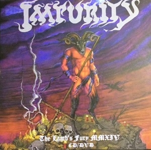 Impurity - The Lamb's Fury MMXIV (CD + DVD)