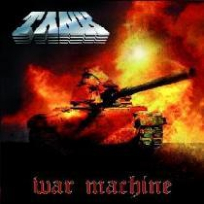 Tank - War Machine (Importado digipack)