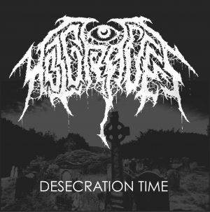 Hot Graves - Desecration Time (EP Importado)