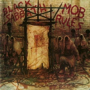 Black Sabbath - Mob Rules (Importado)